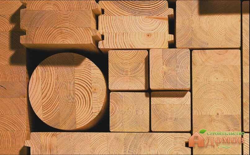 Материал для деревянного дома: преимущества и недостатки