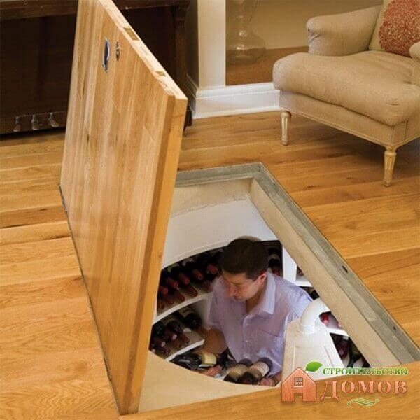 Зачем нужен подвал в частном доме?