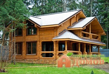 Какой деревянный дом лучше: из бревна или из бруса?