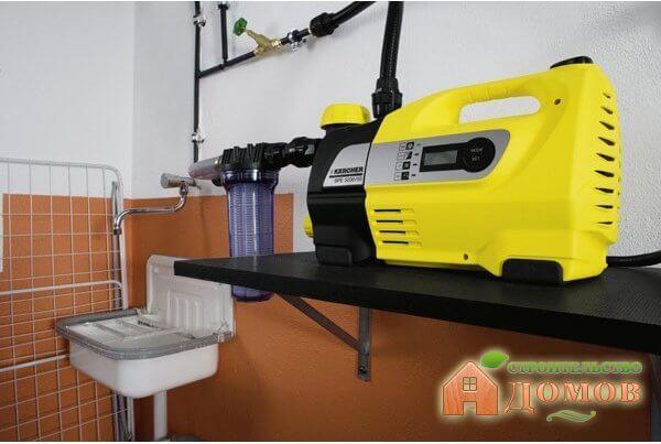 Подбираем насос для водоснабжения дома