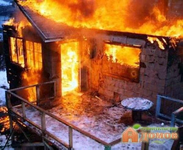 Пожарная сигнализация для дома: извещатели