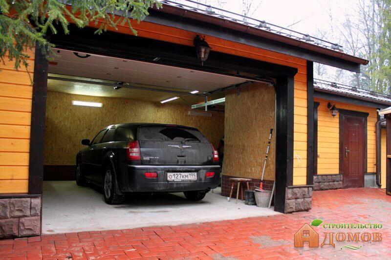 Отделка стен гаража изнутри: подбор материала