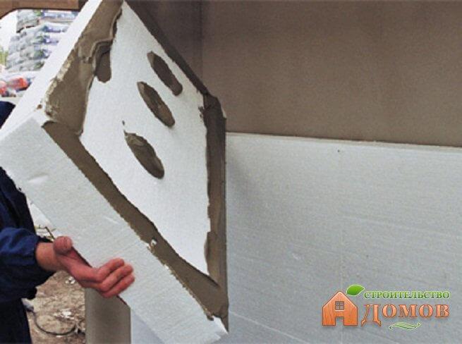 Утепление стен гаража: выбор материала и выбор места его монтажа