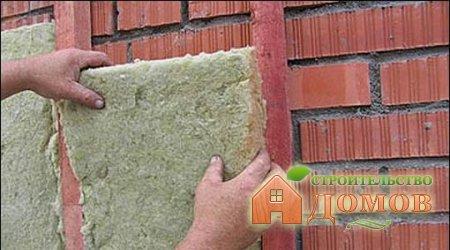 Как утеплить кирпичный дом снаружи – методы теплоизоляции