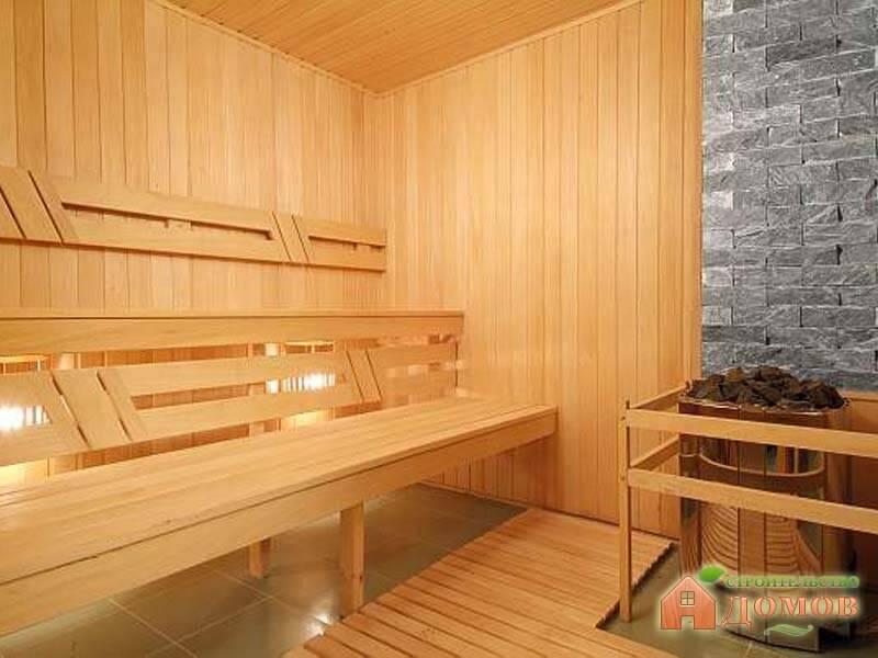Отделка русской бани. Советы по выбору древесины