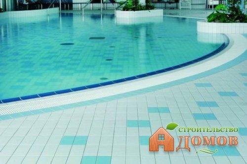 Керамическая плитка для бассейна – какой она должна быть