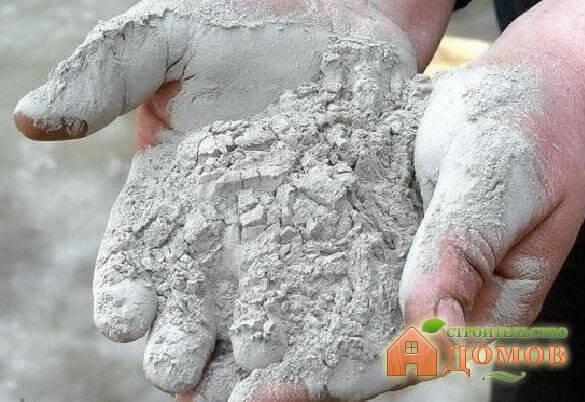 Цемент высокоглиноземистый: его свойства и применение