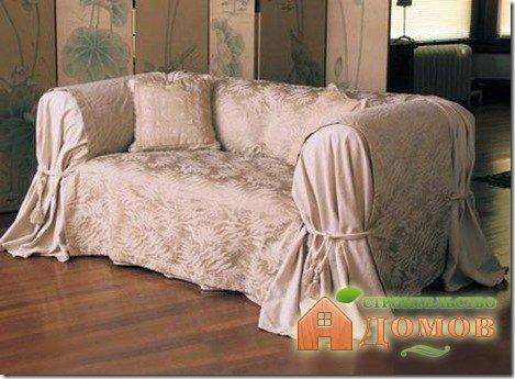 Чехлы для кресел и диванов. Их особенности и преимущества