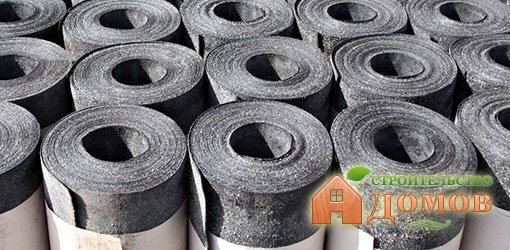 Как покрыть крышу гаража рубероидом? Особенности процеса