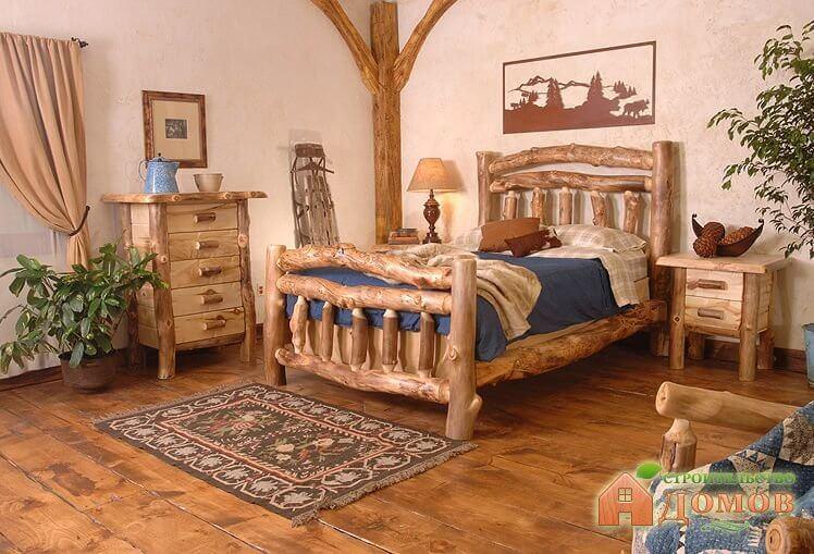 Рустикальный стиль интерьера: особенности, материалы, мебель