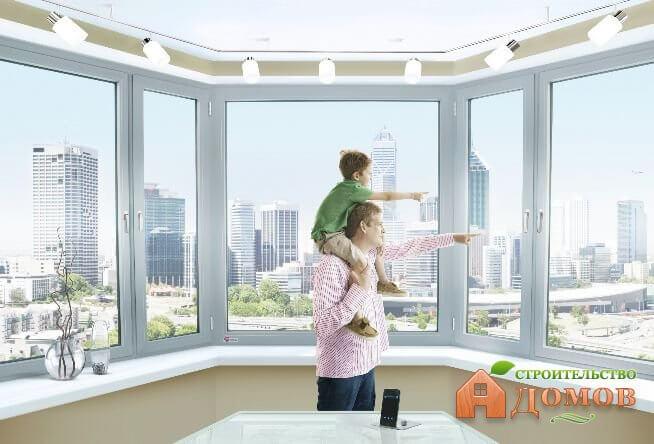 Какие окна ПВХ выбрать?