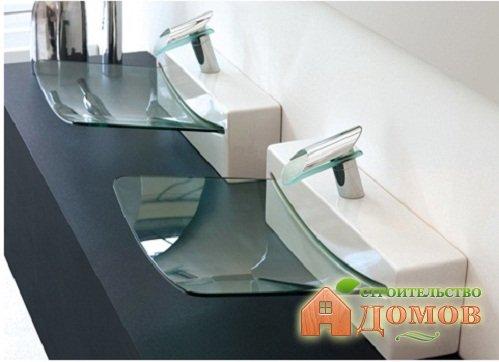 Раковины из стекла для ванной: их разнообразие и функциональность