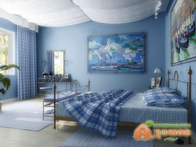 Морской стиль в интерьере: его особенности, цвет, мебель, аксессуары