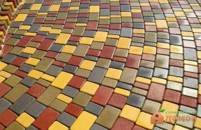 Какая тротуарная плитка лучше?