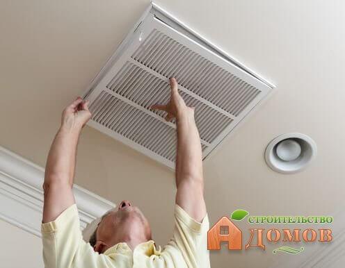 Как устроена вентиляция в доме?