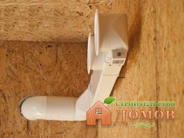 Вентиляция дома из сип панелей: лучшие варианты, советы по установке