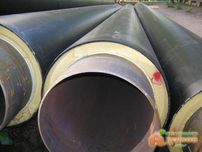 Утеплитель для труб канализации: выбор материала