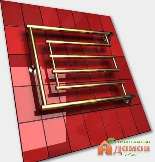 Полотенцесушитель лесенка с боковым подключением: его достоинства, конструкция, способы подключения