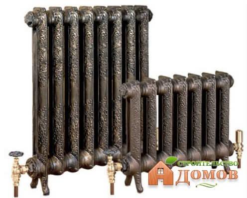 Радиаторы отопления в частный дом: их разновидности