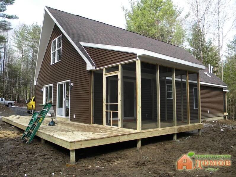 Финская технология строительства домов: от фундамента до отделки