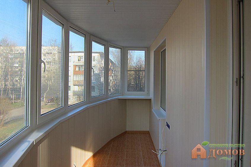 ПВХ панели для балкона: достоинства и недостатки, разновидности, цветовая гамма