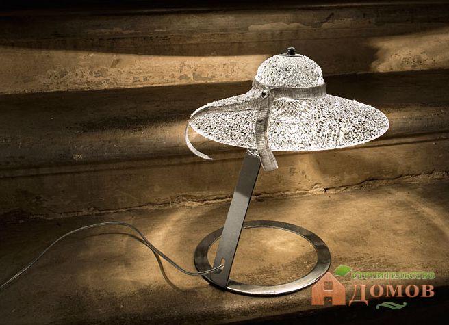 Стили настольных ламп