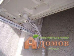 Подключение дренажа кондиционера к канализации