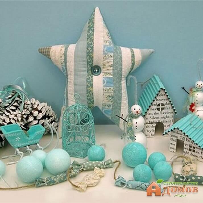 Фото украшение детского праздника к новому году