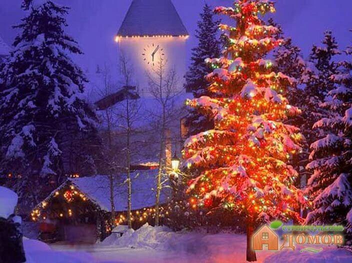 Как сделать светящиеся деревья фото 446